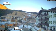 Archiv Foto Webcam Hotel Schmelzhof in Lech 02:00