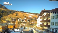 Archiv Foto Webcam Hotel Schmelzhof in Lech 08:00