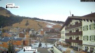Archiv Foto Webcam Hotel Schmelzhof in Lech 10:00