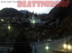 Archiv Foto Webcam Altes Dorf in Blatten 01:00