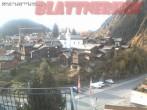 Archiv Foto Webcam Altes Dorf in Blatten 03:00