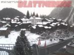 Archiv Foto Webcam Altes Dorf in Blatten 04:00