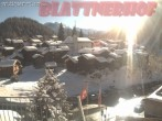 Archiv Foto Webcam Altes Dorf in Blatten 08:00