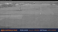 Archiv Foto Webcam Perisher: Front Valley 23:00