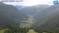 Archiv Foto Webcam Mittelstation Ankogel: Blick ins Tal 06:00