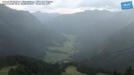 Archiv Foto Webcam Mittelstation Ankogel: Blick ins Tal 14:00