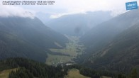 Archiv Foto Webcam Mittelstation Ankogel: Blick ins Tal 10:00