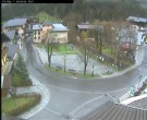 Archiv Foto Webcam Dorfplatz in Mallnitz 02:00