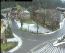 Archiv Foto Webcam Dorfplatz in Mallnitz 06:00