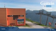 Archiv Foto Webcam Stubnerkogel Bergstation Südseite 03:00