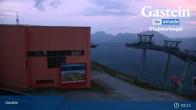 Archived image Webcam Stubnerkogel Top Station Southside 23:00