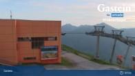 Archived image Webcam Stubnerkogel Top Station Southside 01:00