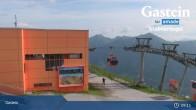 Archived image Webcam Stubnerkogel Top Station Southside 03:00