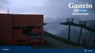 Archived image Webcam Stubnerkogel Top Station Southside 15:00