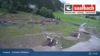 Archived image Webcam Leogang - Base Station Asitzbahn 21:00