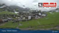 Archived image Webcam Leogang - Base Station Asitzbahn 03:00