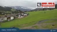 Archived image Webcam Leogang - Base Station Asitzbahn 05:00