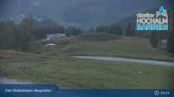 Archiv Foto Webcam Rauris - Waldalmbahn Bergstation 23:00