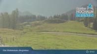 Archiv Foto Webcam Rauris - Waldalmbahn Bergstation 01:00