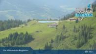Archiv Foto Webcam Rauris - Waldalmbahn Bergstation 03:00
