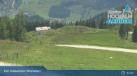 Archiv Foto Webcam Rauris - Waldalmbahn Bergstation 05:00