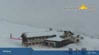 Archiv Foto Webcam Zermatt: Ausblick Riffelberg 03:00