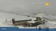 Archiv Foto Webcam Zermatt: Ausblick Riffelberg 05:00