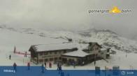 Archiv Foto Webcam Zermatt: Ausblick Riffelberg 07:00