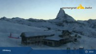 Archived image Webcam Panoramic view from Riffelberg 2582m 21:00