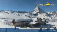Archived image Webcam Panoramic view from Riffelberg 2582m 07:00