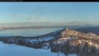 Archived image Webcam Top station Dipper 01:00