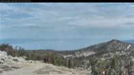 Archived image Webcam Top station Dipper 03:00