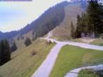 Archived image Webcam Top Station Hörnerbahn Bolsterlang 10:00