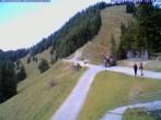 Archived image Webcam Top Station Hörnerbahn Bolsterlang 06:00