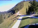 Archived image Webcam Top Station Hörnerbahn Bolsterlang 02:00
