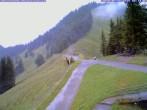 Archiv Foto Webcam Hörnerbahn Bergstation 02:00