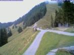 Archiv Foto Webcam Hörnerbahn Bergstation 06:00