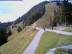 Archiv Foto Webcam Hörnerbahn Bergstation 08:00