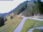 Archiv Foto Webcam Hörnerbahn Bergstation 10:00