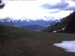 Archiv Foto Webcam Gipfel Ofterschwanger Horn 04:00