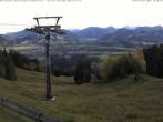 Archiv Foto Webcam Bergstation Weltcup Express 04:00