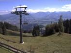 Archiv Foto Webcam Ofterschwang: Bergstation Weltcup Express 06:00