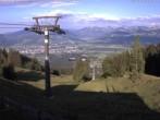 Archiv Foto Webcam Ofterschwang: Bergstation Weltcup Express 12:00