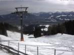 Archiv Foto Webcam Ofterschwang: Bergstation Weltcup Express 04:00