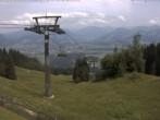 Archiv Foto Webcam Ofterschwang: Bergstation Weltcup Express 08:00