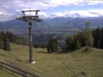 Archived image Webcam mountain station Weltcup Express 06:00