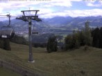 Archived image Webcam mountain station Weltcup Express 08:00