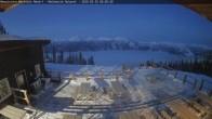 Archiv Foto Webcam Revelstoke Mountain Resort: Mackenzie Outpost 02:00