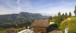 Archiv Foto Webcam Bergstation Marbachegg 02:00
