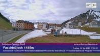 Archiv Foto Webcam Faschina Pass, Talstation Stafelalpbahn 02:00